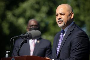 Rep. Chris Rabb (D., Philadelphia) recently introduced a bill that would require money obtained through civil forfeiture be put into a fund to help compensate people exonerated of crimes and their families
