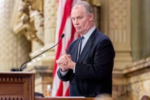 House Speaker Mike Turzai (R., Allegheny) earlier this year announced he would not seek reelection this fall.