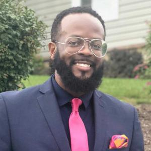 Gabriel Green, a Ph.D. candidate studying English and African American and African Diaspora at Penn State University, is a member of the 3/20 Coalition and has spent years advocating for police reform in the community.